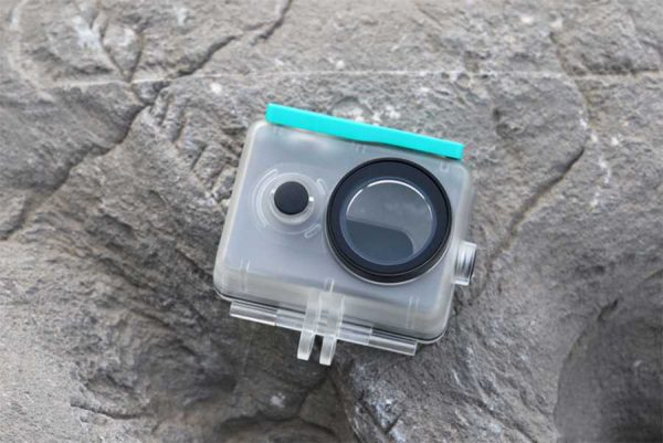 Gizlogic Xiaomi Yi Action camera waterproof