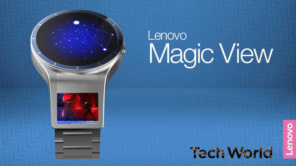 Lenovo Magic View