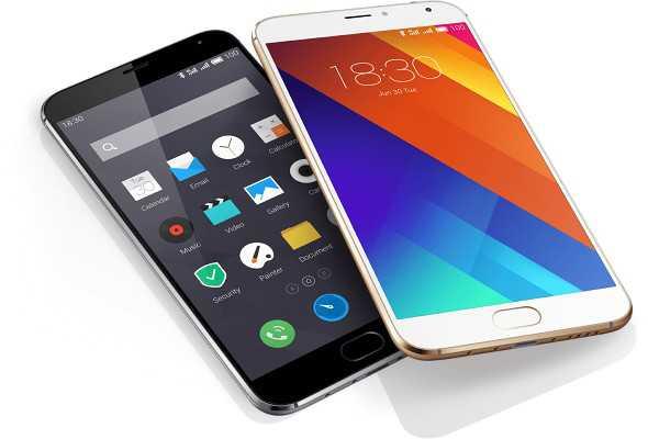 Succédant au MX4, le Meizu MX5 est le 6ème de notre liste meilleurs smartphones chinois 2015