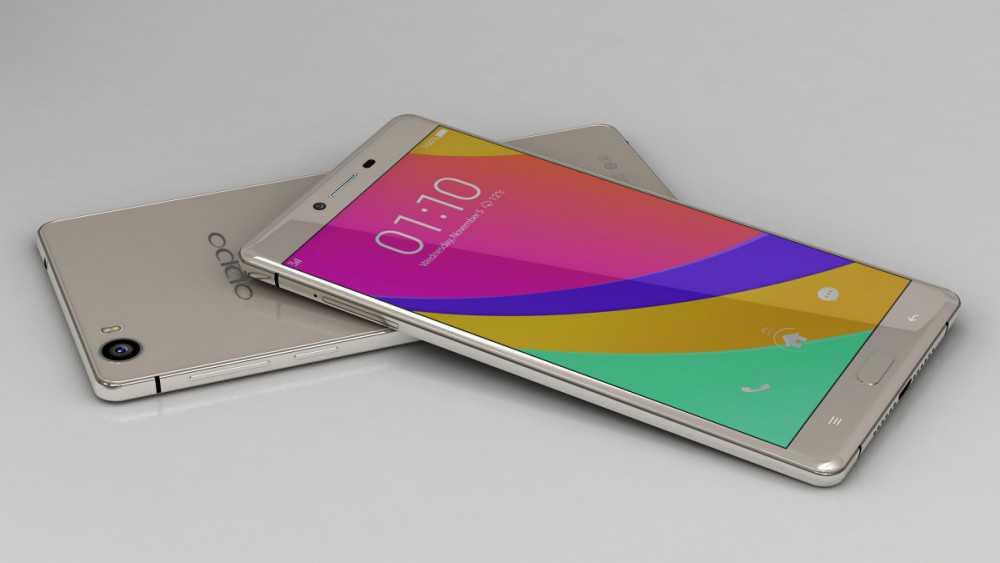 L'Oppo R7, smartphone sans cadres occupe la septième loge de notre sélection des meilleurs smartphones chinois 2015