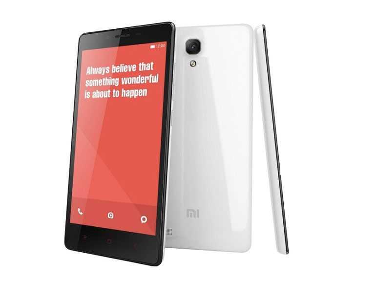 Xiaomi Redmi Note 2, premier téléphone de notre liste des meilleurs smartphones chinois 2015