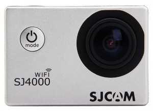 La SJ4000 est une des caméras d'action très connues dans le monde.