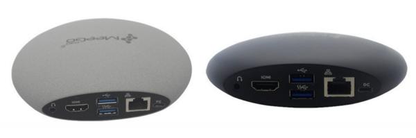 Le Meegopad T04 dispose de nombreuses connexions, dont l'USB 3.0 selon certaines personnes
