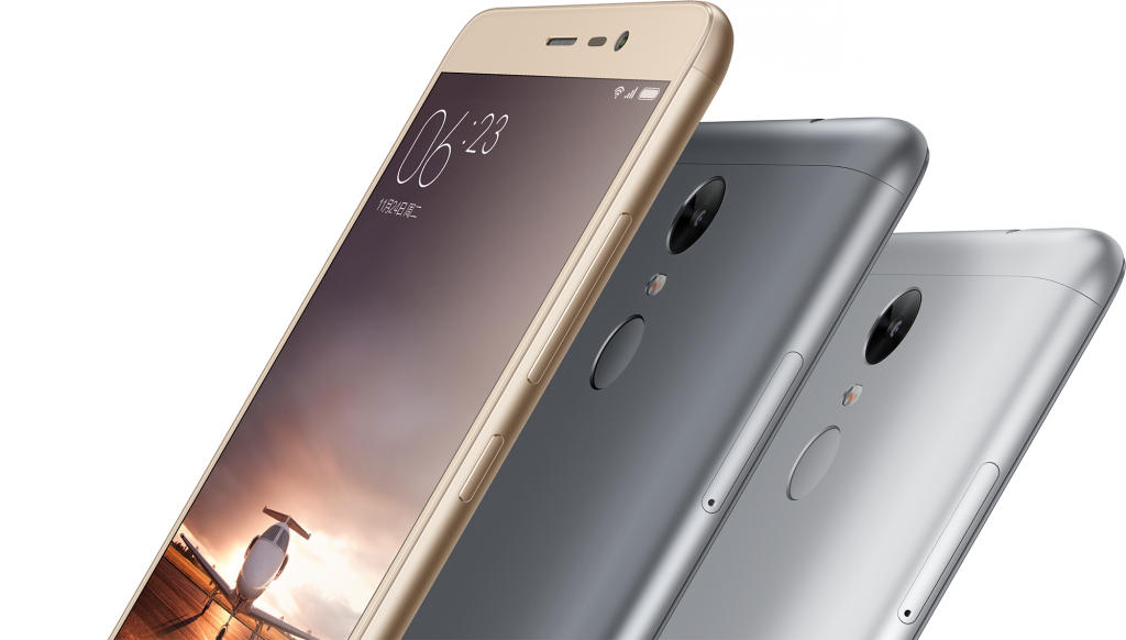 Xiaomi Redmi Note 3 dispose d'un écran de 5.5 pouces
