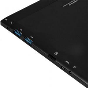 Avec ses deux ports USB 3.0, la Teclast X2 Avantage nous permettra d'utiliser des disques durs externes sans problème.