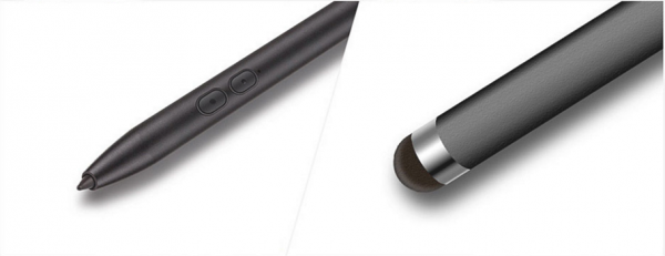 Un stylet actif comme celui de la Teclast X2 Pro garantit une précision beaucoup plus grande que les stylets passifs habituels.