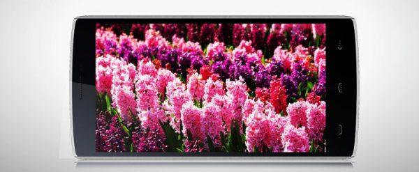 La résolution HD du Homtom HT7 est plus que suffisante pour la plupart des utilisateurs