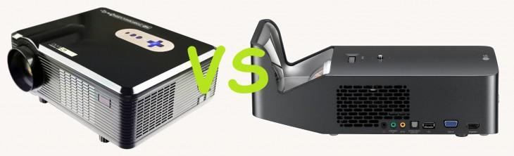 Le Excelvan CL720D contre le LG MiniBeam PF1000U