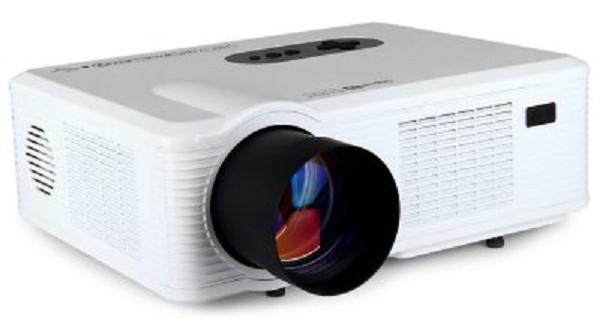 Le Excelvan CL720D est un projecteur recommandable et simple à utiliser