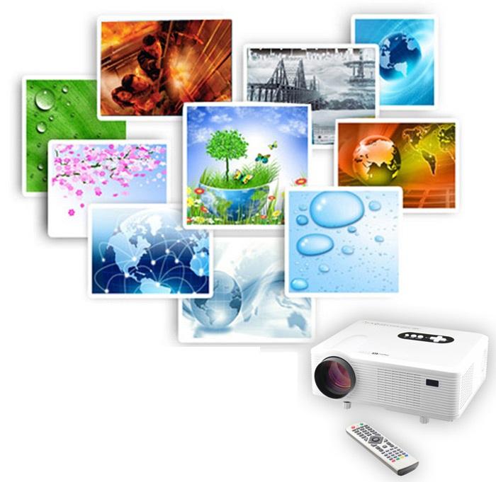 Excelvan CL720D, un projecteur avec de bonnes caractéristiques