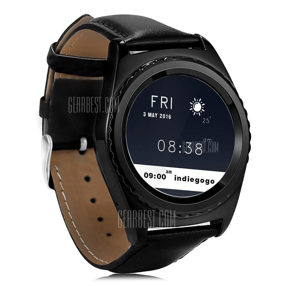 SmartWatch No.1 S5, une montre connectée qui résiste à toutes les conditions d'utilsation