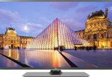 La smart TV LG 42LF562V afffiche des images de qualité