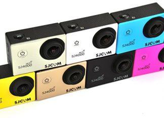 La mise à jour du firmware de la caméra d'action SJ4000 Wifi se fait en quelques minutes