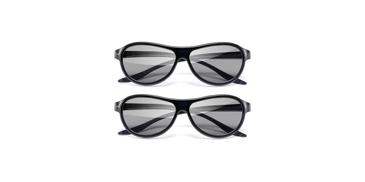 Les lunettes 3D du LG 42LF562V