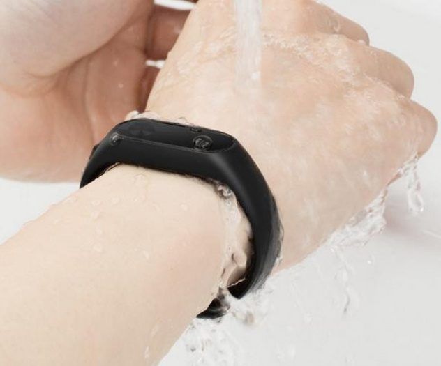 Xiaomi Mi Band 2 supporte l'eau