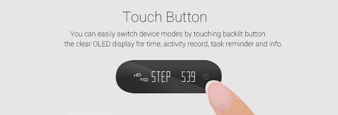 Ecran et bouton tactile Zeaplus