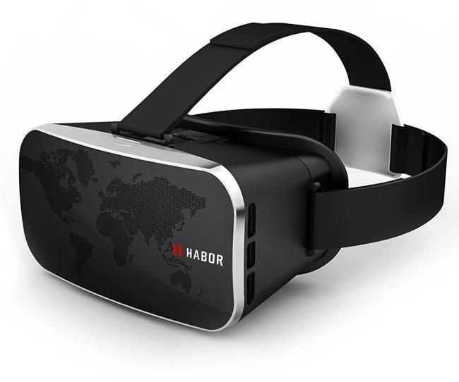Lunette VR Moyen de gamme