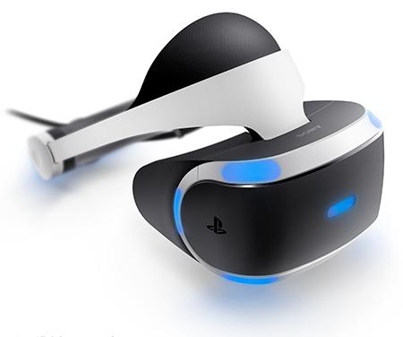 Lunettes playstation VR pour la réalité virtuelle