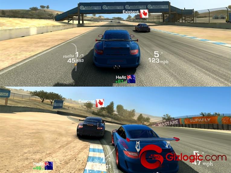 Présentation du jeu Real Racing 3 sur le Doogee
