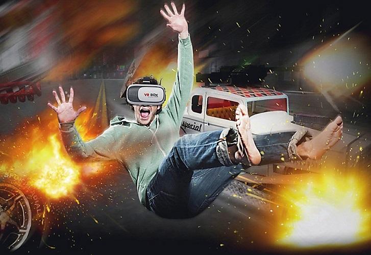 Les lunettes VR Box changent la façon de regarder des films