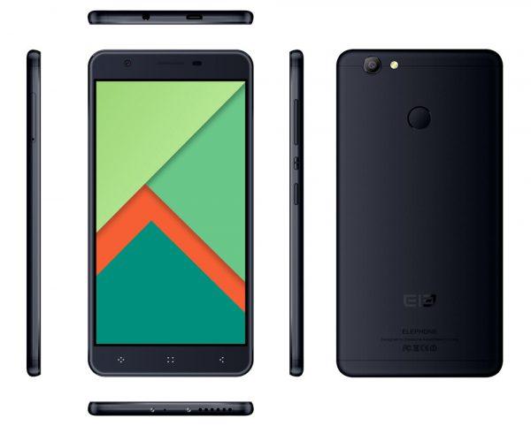 Design Elephone C1X