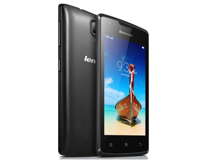 Lenovo A1000, Le smartphone Lenovo pas cher