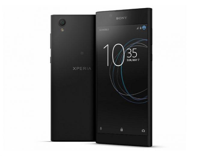 sony xperia l1 le nouveau smartphone pas cher de sony. Black Bedroom Furniture Sets. Home Design Ideas
