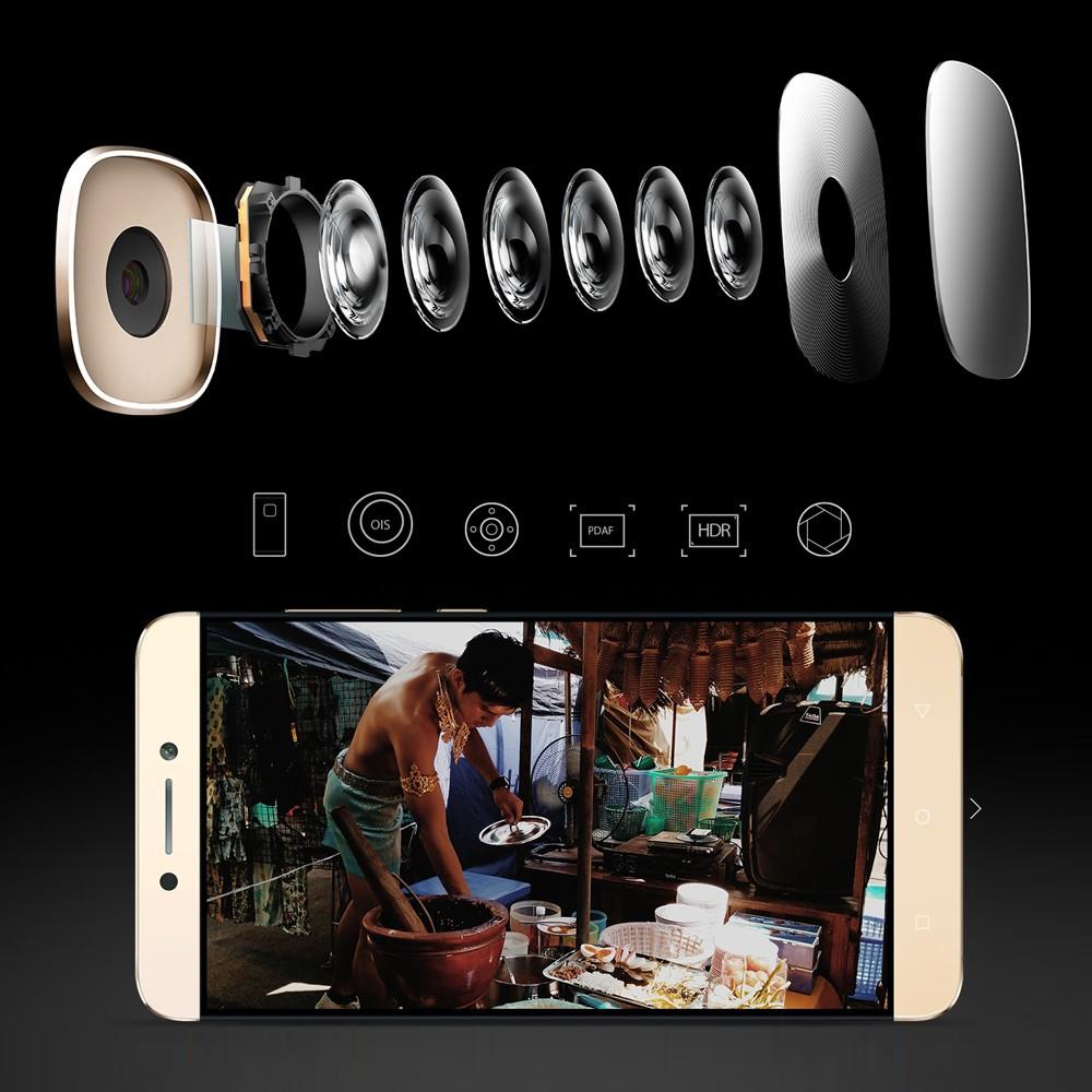 Caméras du LeEco Le Max 2