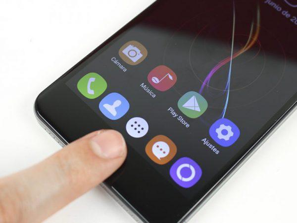 Oukitel K6000 Plus Fingerprint