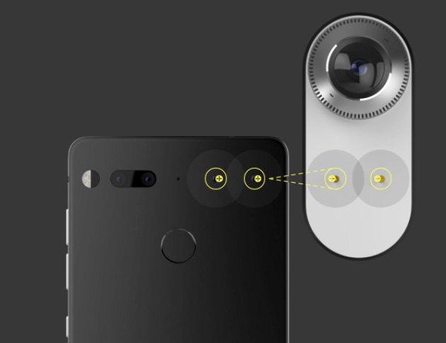 Essential Phone accessoire caméra