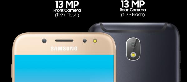 Samsung Galaxy J7 Max et Pro