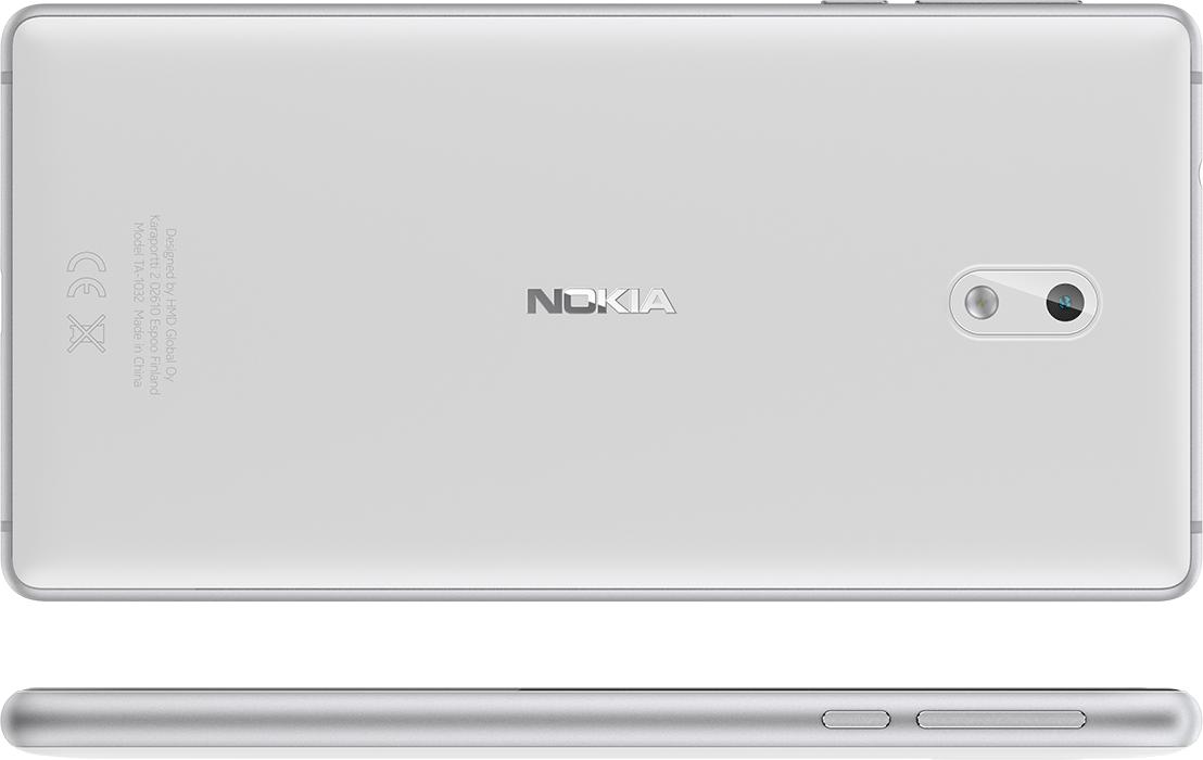 Nokia 3 : L'entrée de gamme Nokia, notre revue