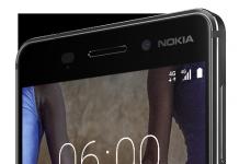 Nokia 6 coloris