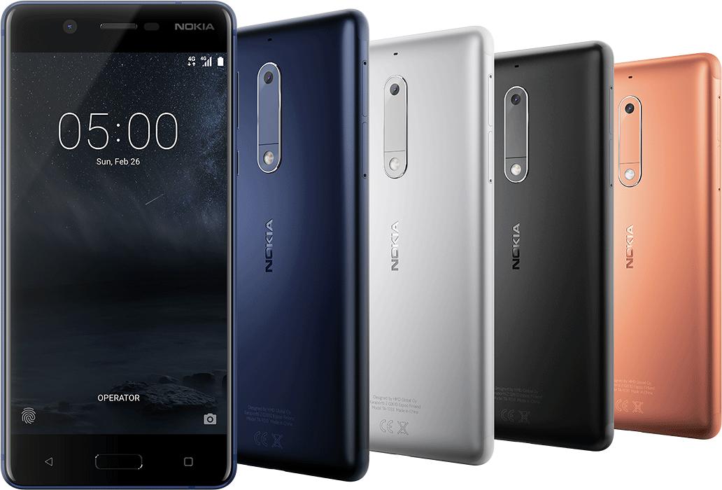 nokia 5 : un bon smartphone équilibré