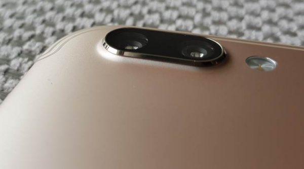 Configuration dual caméra