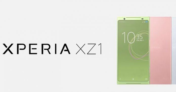 Sony Xperia XZ1 : La prise de vue repensée