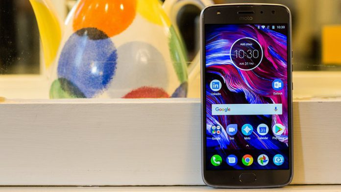 Motorola Moto X4 : Amazon Alexa inside