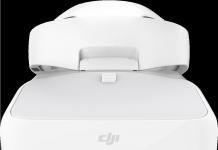Lunettes réalité virtuelle (VR) DJI Googles