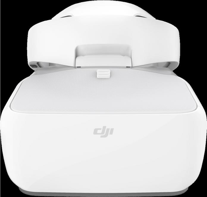 Des lunettes de réalité virtuelle (VR) pour votre drone !