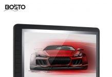 Notre rédaction vous fait aujourd'hui le point sur les principales caractéristiques techniques de la BOSTO 13 HD, une tablette graphique énorme en promo chez TomTop.