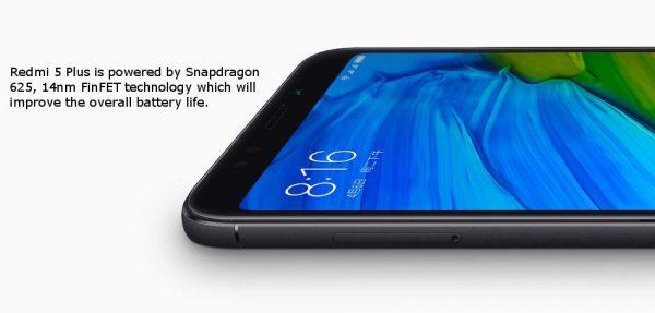 Xiaomi Redmi5 Plus