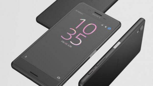 Sony X — F5121